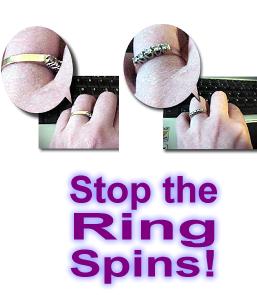 Ring stop for tinnitus oido