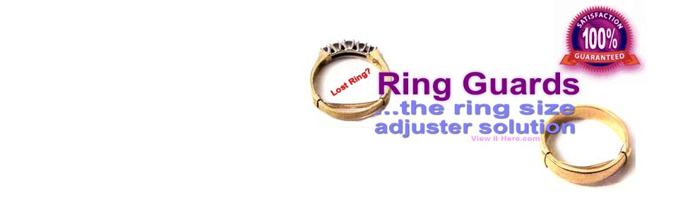 Ring Guards Ring Too Loose Ring Sizer Adjusters